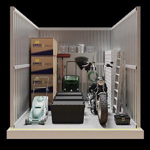 Storage units in Liverpool